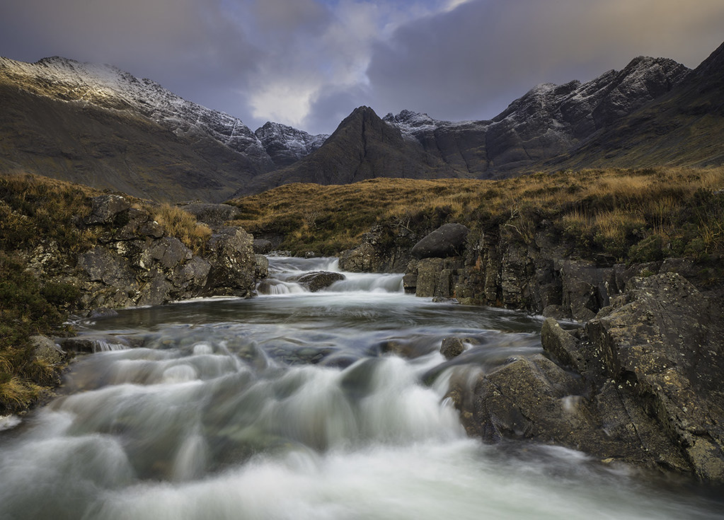'Fairy Pools' - Glen Brittle, Skye