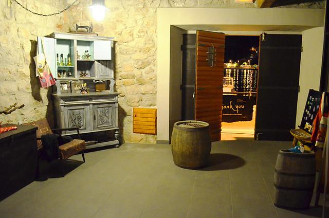 Inside Skar, Lekri Winery, Lapad, Dubrovnik, Croatia