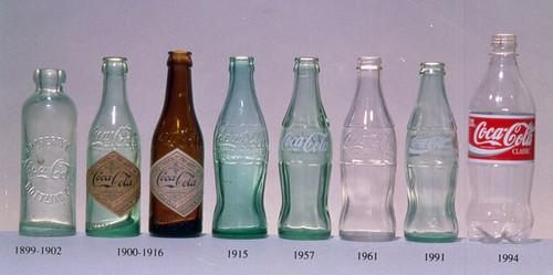 Raymond Loewy 1957 Coca-Cola re-design