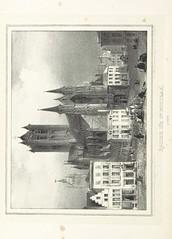 """British Library digitised image from page 64 of """"Vues pittoresques des principaux monuments de la Ville de Gand, accompagnées d'une description historique, etc"""""""