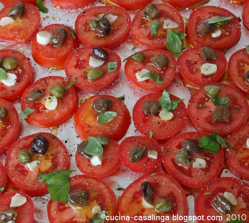 Tomaten Blech