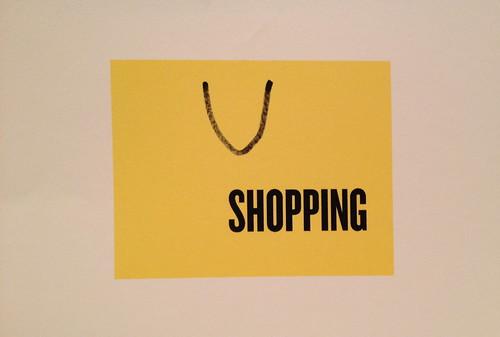 Day 85 - Shopping in Selfridges