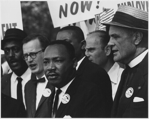 MLK photo courtesy of Wikimedia Commons