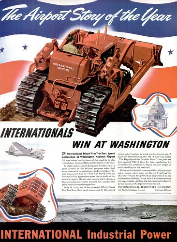 1940 - DEC - 02 - LIFE MAG - INTERNATIONAL TRACTORS by roitberg