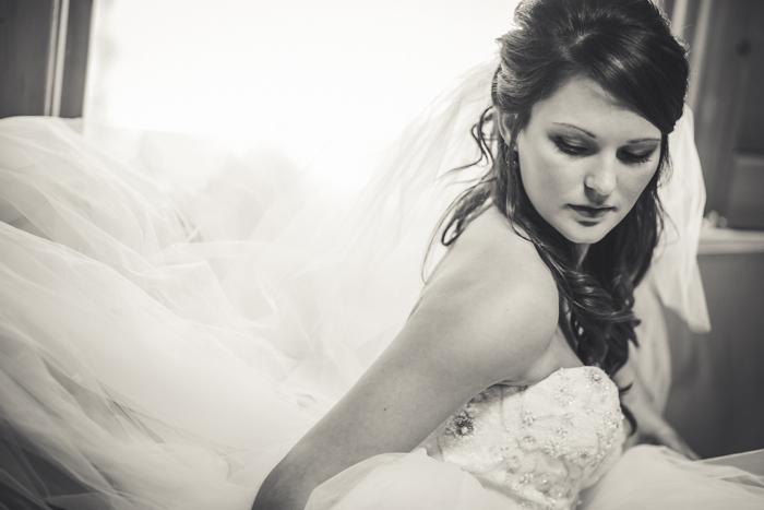 Bridal 1 bw