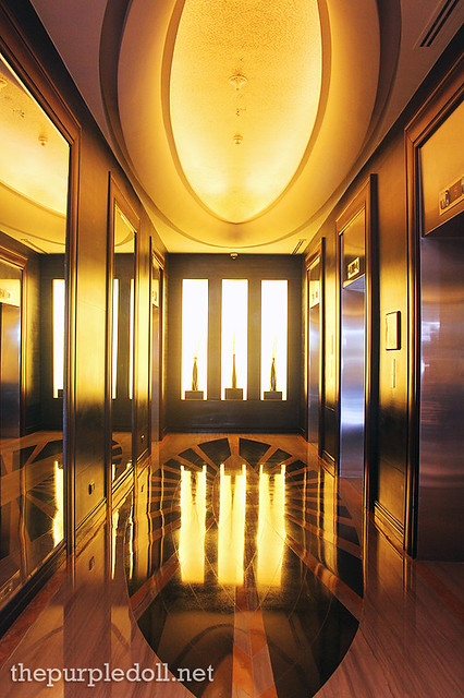 Bellevue Manila Tower Wing Elevators