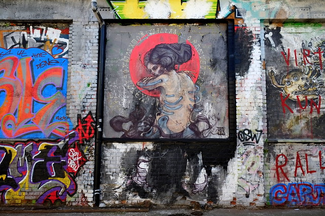 streetart | blo | berlin . raw . friedrichshain