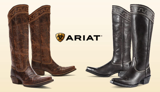 Giveaway: Ariat Sahara Boots - cute & little | Dallas Fashion   ...