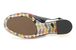 Orla Milly_Orla Kiely for Clarks UK_shoe bottom