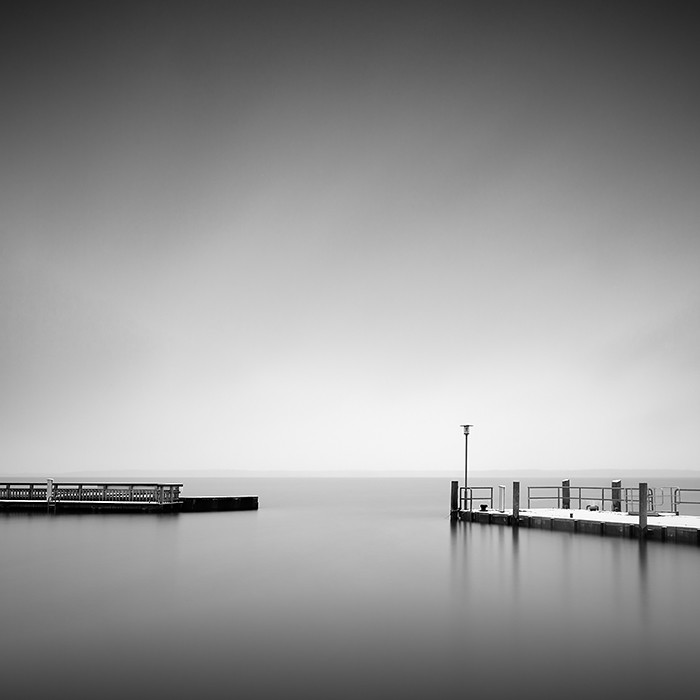 The Wintery Harbour