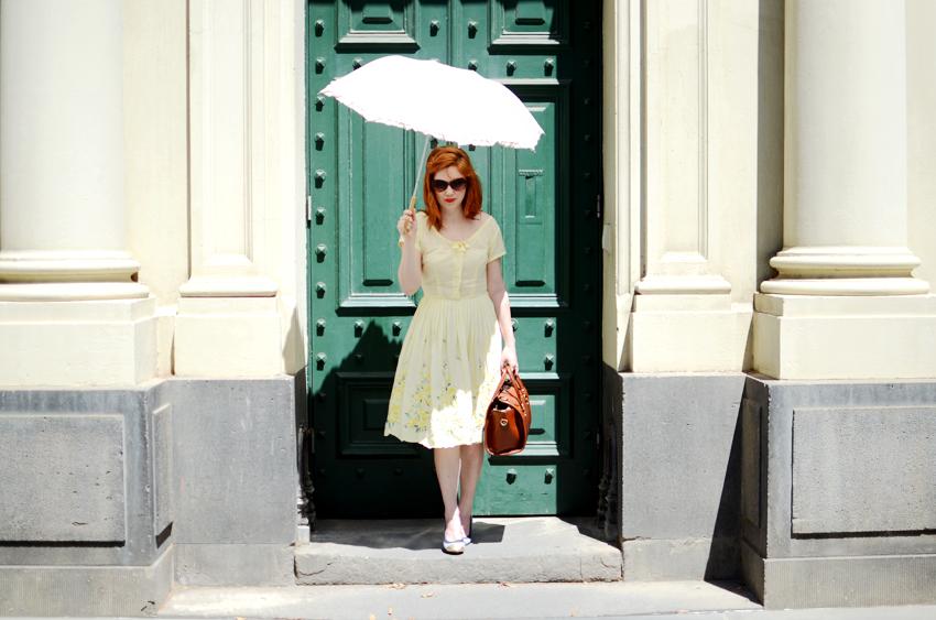 parasol-doorway
