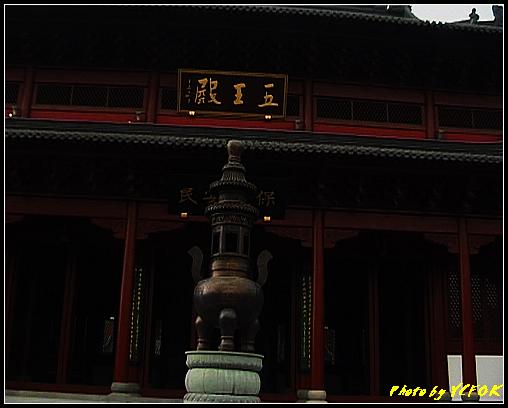 杭州 西湖湖畔的錢王祠 - 039