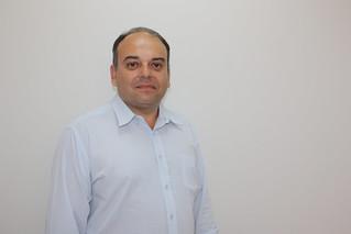 Osvaldo Aranha, pré-candidato a deputado estadual