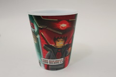 McDonald's The LEGO Movie President/Lord Business Cup
