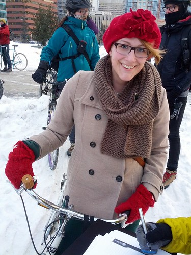 Calgary Cycle Chic: Winterpalooza Edition