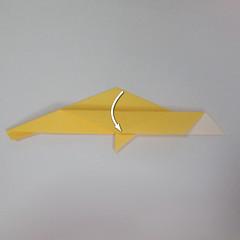 สอนวิธีพับกระดาษเป็นรูปลูกสุนัขยืนสองขา แบบของพอล ฟราสโก้ (Down Boy Dog Origami) 045