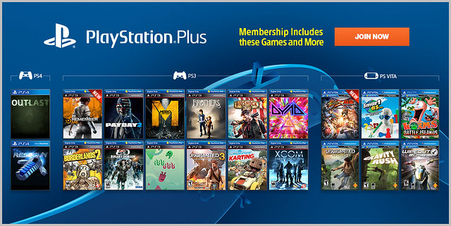 PlayStation Plus 2-18