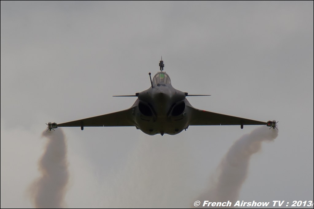 Team Rafale ,Salon du Bourget 2013,Paris Airshow 2013