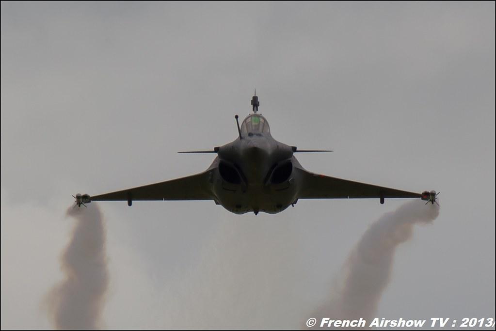 Team Rafale ,Salon du Bourget 2013,Paris Airshow 2013
