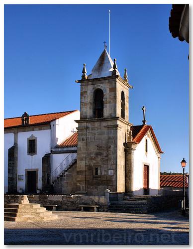 Igreja Matriz de Castelo Bom by VRfoto