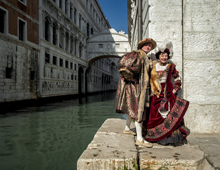 A couple of Venetians