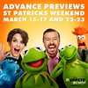 The Muppets Previews