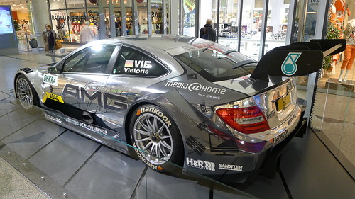Seite: DTM Mercedes AMG C-Coupe 2013