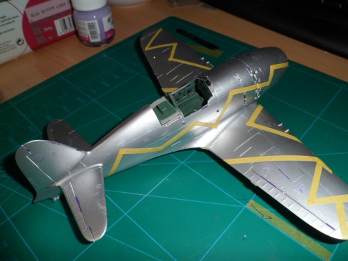 Pas-à-pas : Mitsubishi J2M3 modele 21 Raiden Jack [Tamiya 1/48] 13276138583_4fd5d13ca1_o