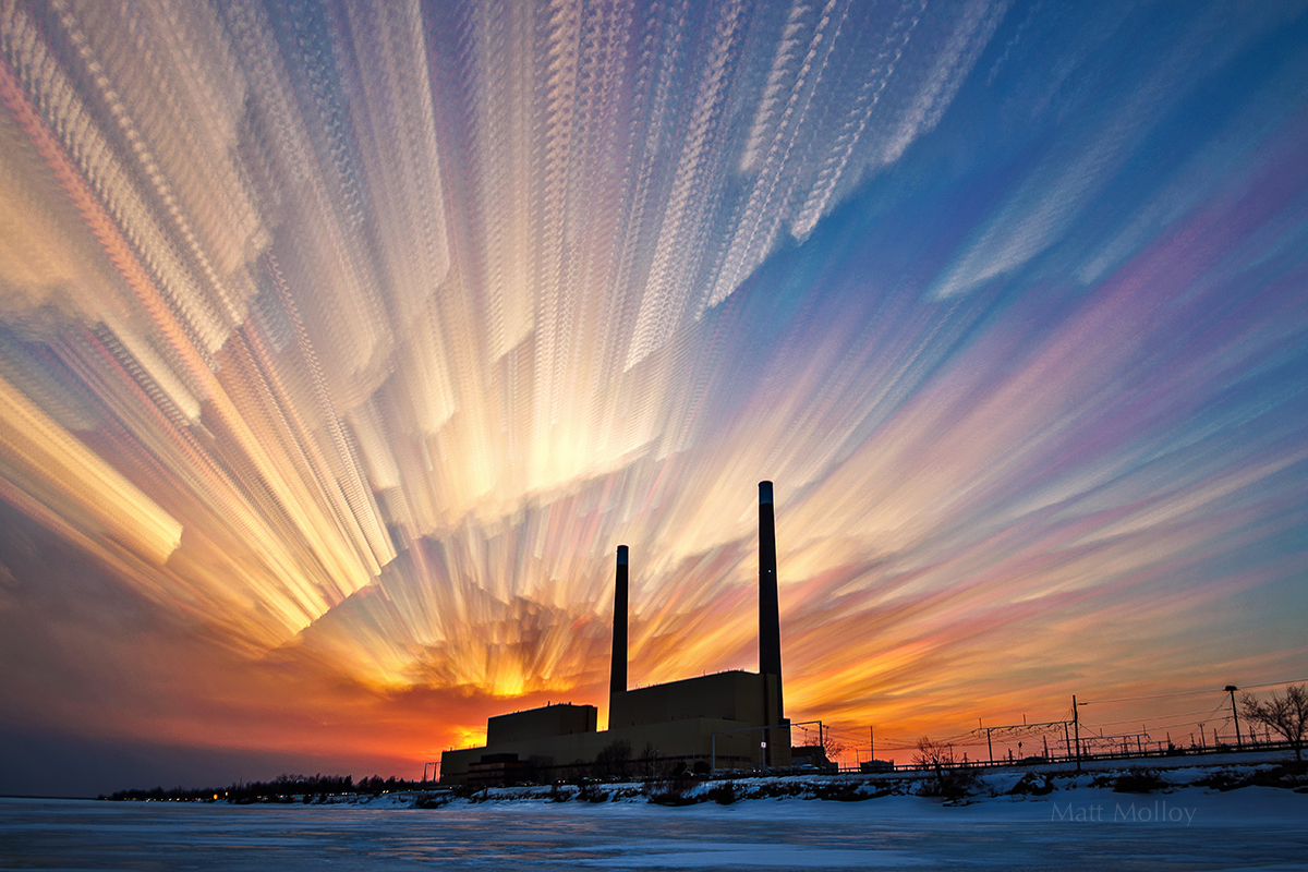 Power Plant - a great example of photo impressionism