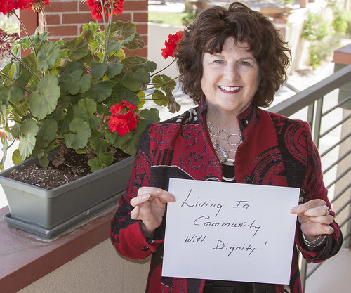 Linda Martin, Vice President - Foundation For Senior Living