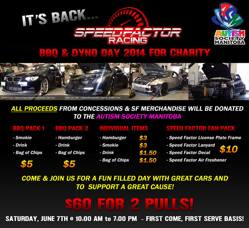 Speed Factor Dyno Day 2014