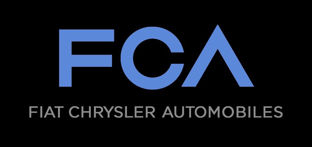 Il logo FCA