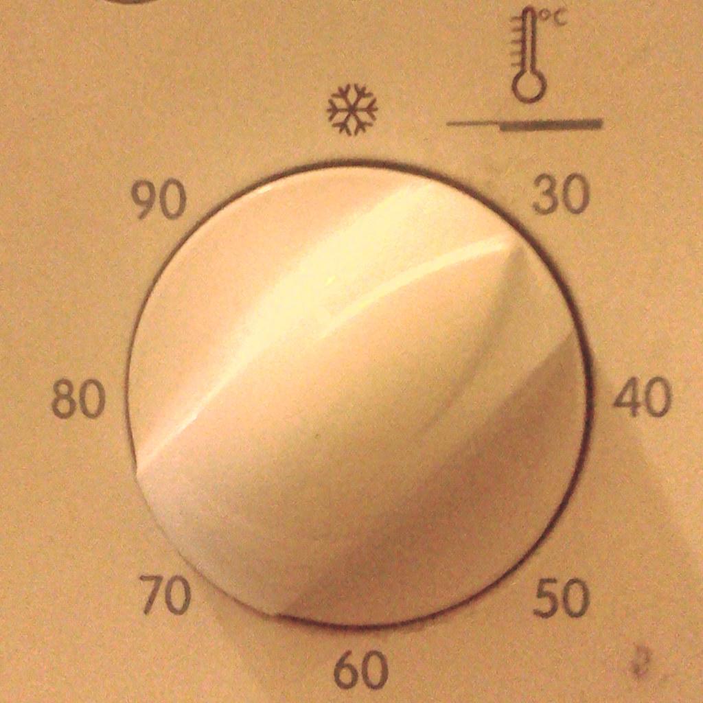 Lavaggio In Lavatrice A 30 Gradi Contiamoci