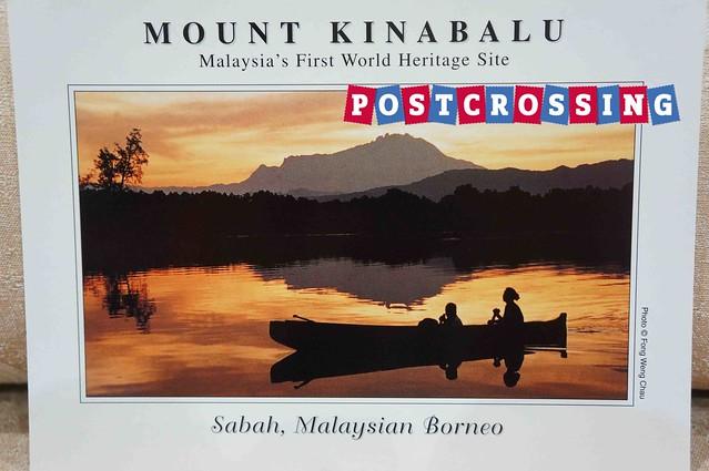 Sabah - Mount Kinabalu V6