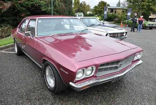31.e. 1973 Holden Premier HQ 308ci V8 Sedan