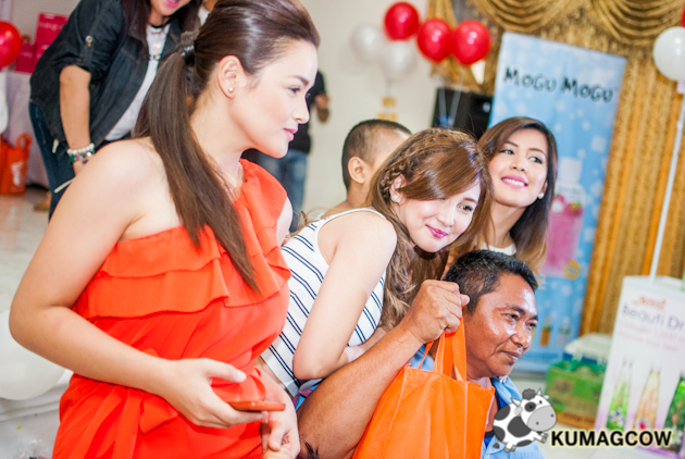 Rich Asuncion, Sheena Halili, Yasmien Kurdi and Colleen Perez
