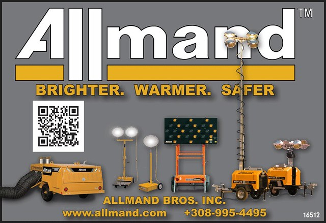 The company's acquisition of Allmand Bros. closed in August 2014