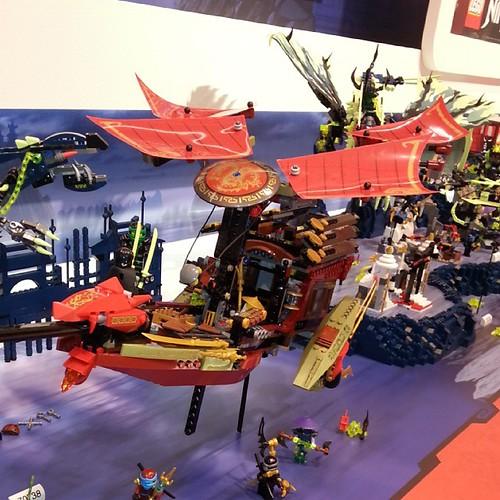 #LEGO #Ninjago  #toys #WorldToyTour #Nuremberg #ToyFair