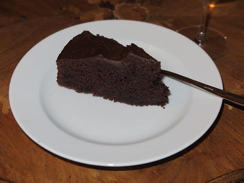 Schoko-Cola-Kuchen mit Fleur de Sel (Rest)