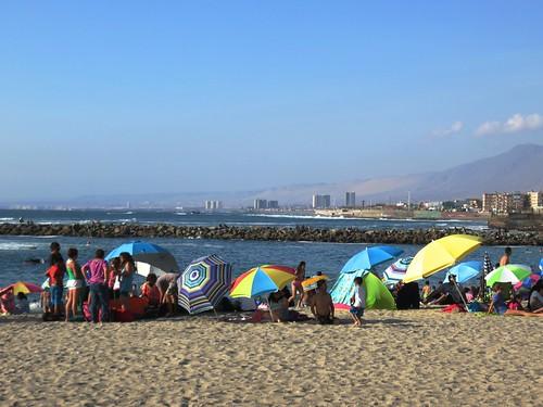 Beach Antofagasta