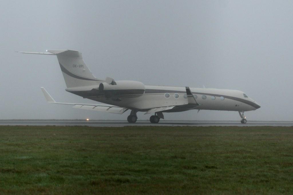 OK-VPI - GLF5 - ABA Air