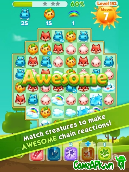 Forest Mania™ v2.9.0 hack full tiền cho Android