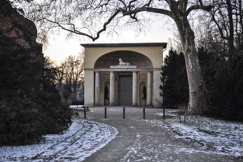 POTSDAM - Neuer Garten