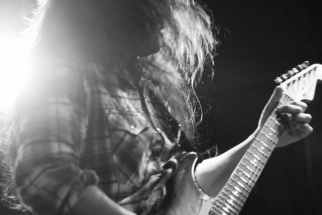 O.E. Gallagher live at Outbreak, Tokyo, 15 Feb 2015. 438