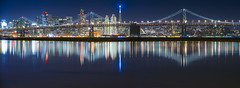 San Francisco Middle Harbor panorama