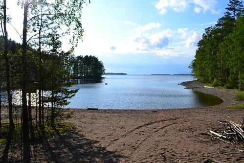 lake beach june finland geotagged shore es fin taipalsaari saimaa 2011 eteläsavo 201106 eteläkarjala kattelussaari 20110622 päihäniemi rv111 geo:lat=6117532700 geo:lon=2838974500