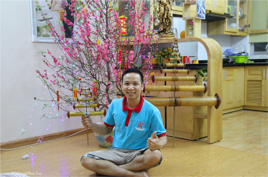 Hoàng Phú và sáo diều
