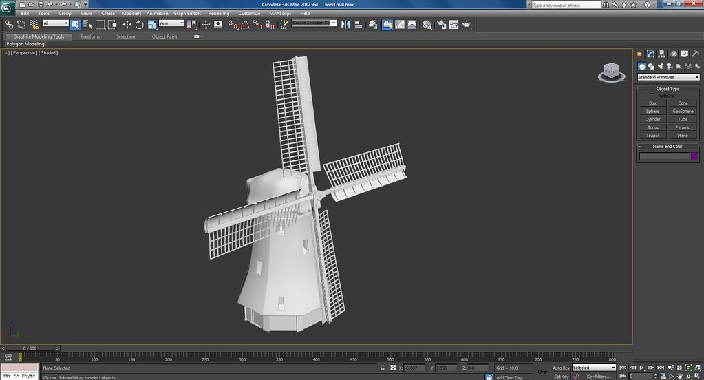 Toy Wind Mill Work In Progress Screenshots