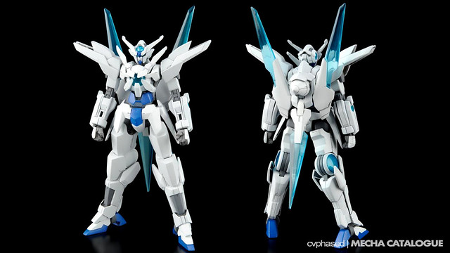 HGBF Transient Gundam - Colored Prototype Shots