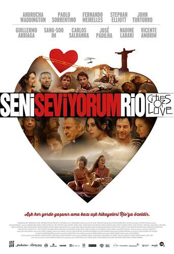 Seni Seviyorum Rio - Rio Eu Te Amo – Rio, I Love You (2015)